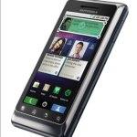 Motorola Mileston 2 con Google Android 2.2