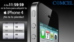iPhone 4 en Colombia