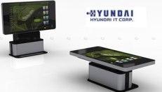 Superficie televisor táctil Hyundai IT