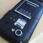 Nexus S Camara