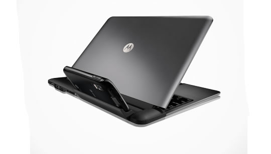 Motorola Atrix 4G Dock Laptop