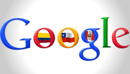 Google oficinas Colombia, Chile y Peru