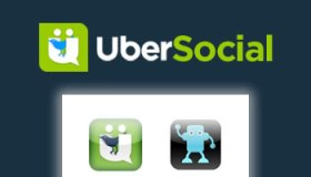 UberTwitter y Twidroyd - UberMedia