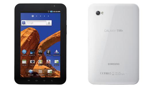 Samsung Galaxy Tab WiFi Only