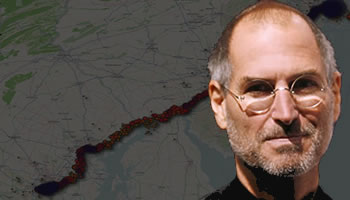 Steve Jobs reposde a scandalo del iPhone e iPad