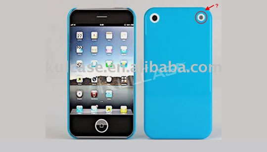 iPhone 5 o iPhone 4S case
