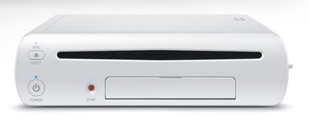 Nintendo Wii U Consola