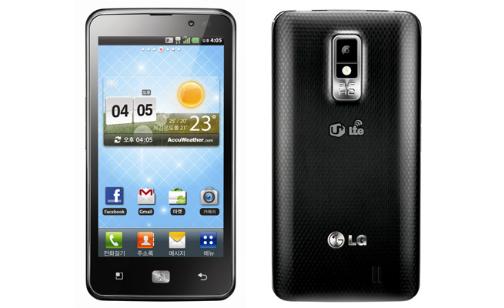 Foto LG Optimus LTE