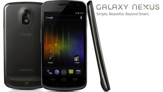 Galaxy Nexus - Samsung y Google