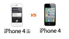 iPhone 4S vs iPhone 4 - Apple