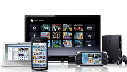 Servicio de television Sony