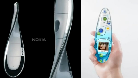 Telefono Nokia del futuro