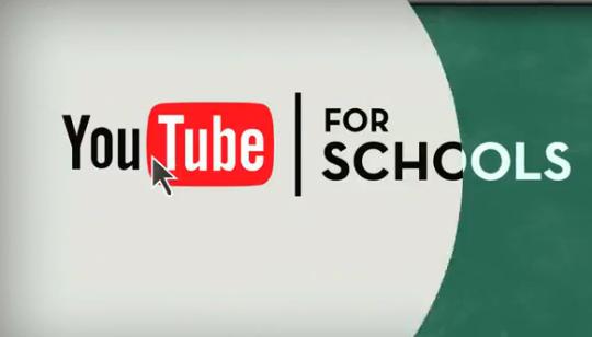 YouTube for Schools - Educacion