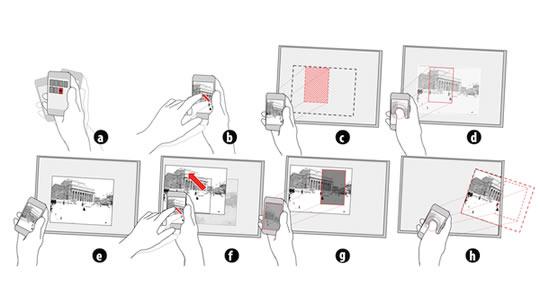 Proyector Virtual Teléfono