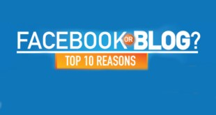 Facebook or Blog