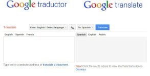 Traductor Google - Google Translate