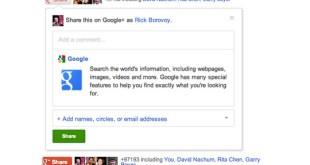 Boton Compartir Google Plus