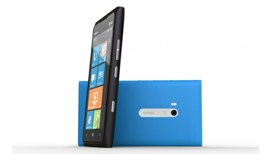 Nokia Lumia 900 Caracteristicas