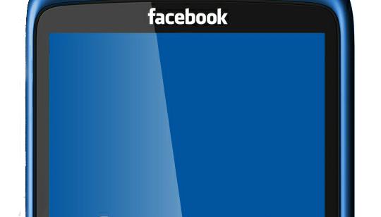 Celular de Facebook