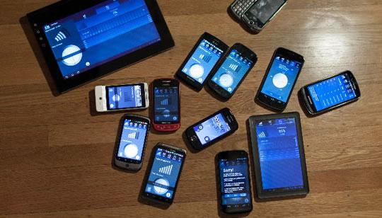 Dispositivos Android