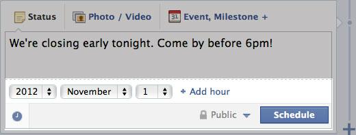Programacion Mensajes Facebook