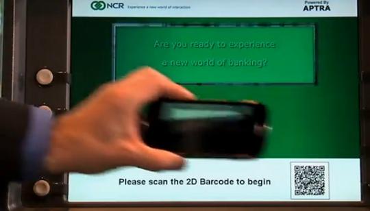 Tecnología NCR Cajero