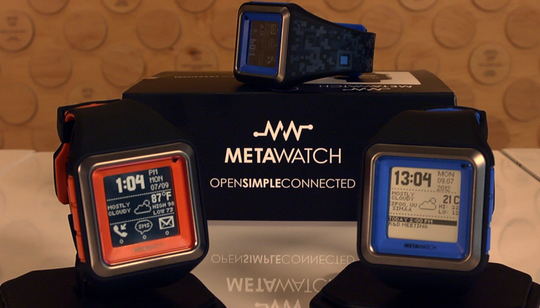 MetaWatch STRATA