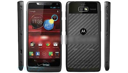 Nuevo Motorola RAZR M 4G LTE