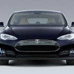 Frente Carro Tesla