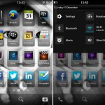 Home BlackBerry 10