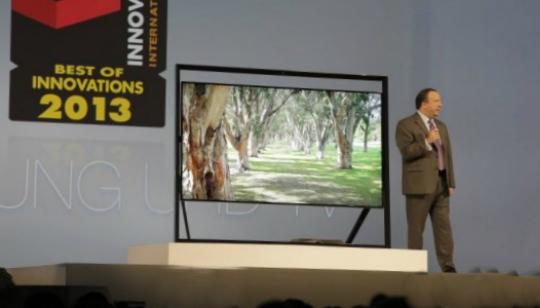 UHD Televisor Samsung