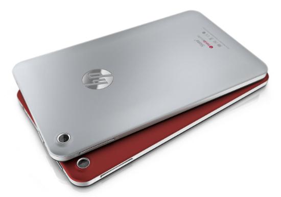 HP Tablet Beats Audio