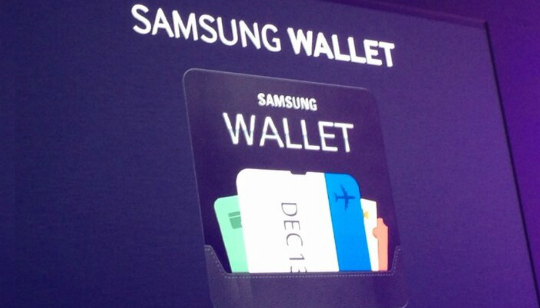 Samsung Wallet Android