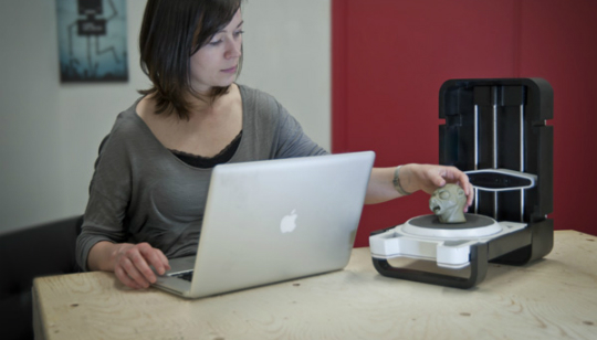Escáner 3D Portable