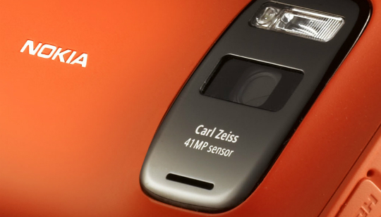 Nokia PureView Windows Phone