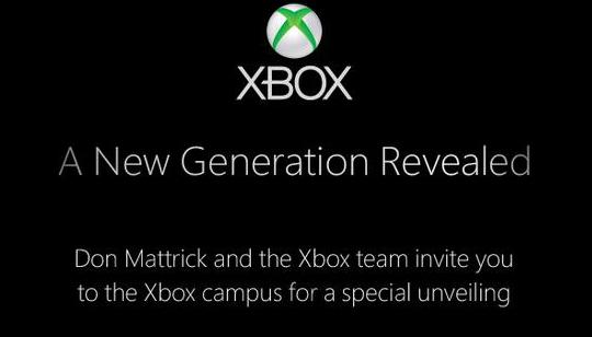 Nuevo Xbox 720 Mayo