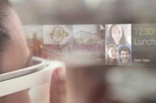 Google Glass Video