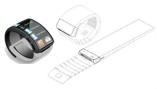 Características Samsung Galaxy Gear