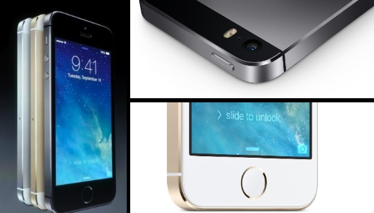 Nuevo iPhone 5S
