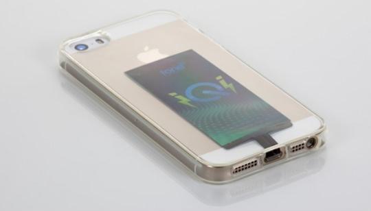 iPhone iQi Carga Inalambrica