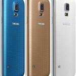 Samsung Galaxy S5 Colores