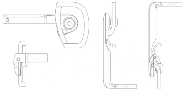 Samsung Auricular Glass