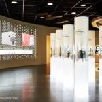 Dentro del museo de Samsung