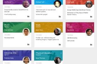 Google Classroom Google Apps Education