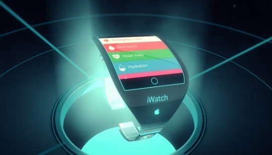 iWatch HealthBook