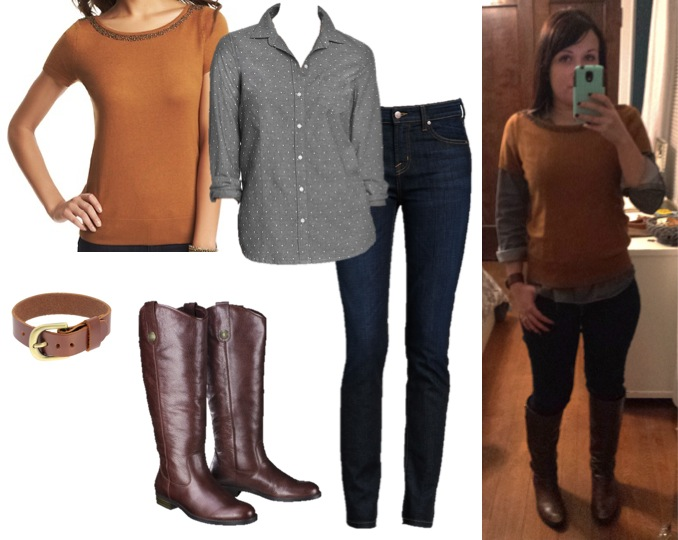 Fall Winter Outfits Gabby Gets Dressed