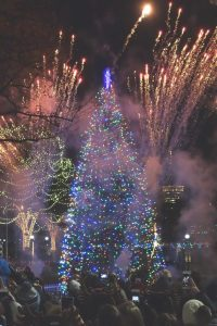 Boston Common Christmas Tree Lighting  YP social events ...