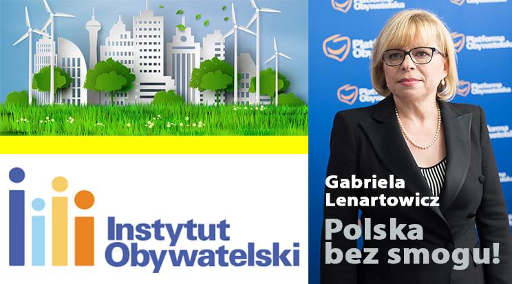 baner polska bez smogu