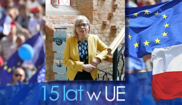 czołówka 15 lat w UE