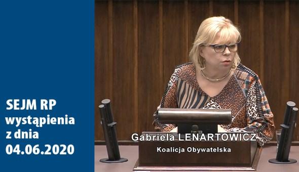 wystapienie 04.06.2020rczołówka ustawasolidarnościowa Covid-19
